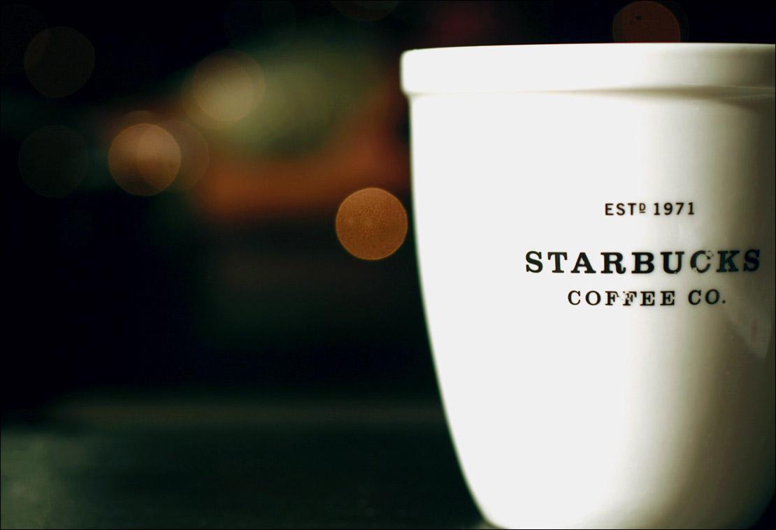 Starbucks third place concept